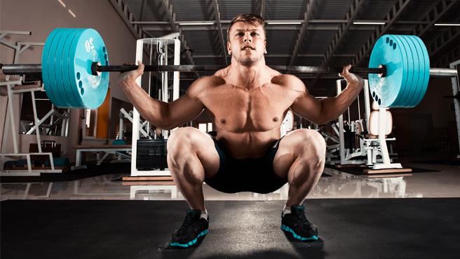 Базовые упражнения