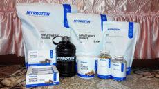 MyProtein отзывы